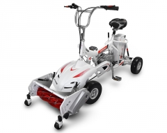 EXERCISE MOWER